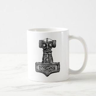 Mug Mjolnir : Le marteau du Thor