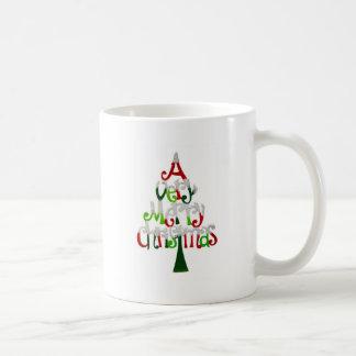Mug Modèle de Noël