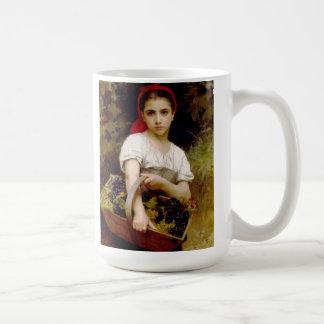 Mug Moissonneuse de Bouguereau