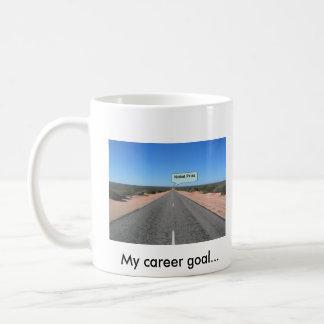 Mug Mon but de carrière… Prix Nobel            …