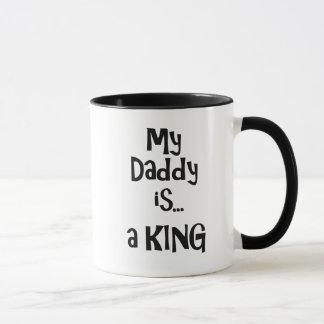 Mug Mon papa est un roi