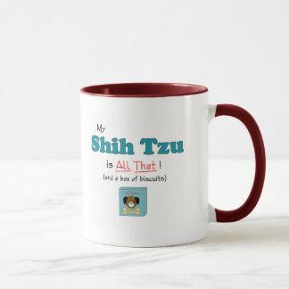 Mug Mon Shih Tzu est tout cela !