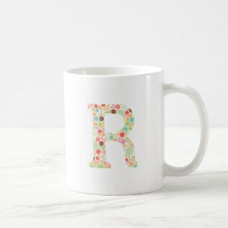 Mug Monogramme de R