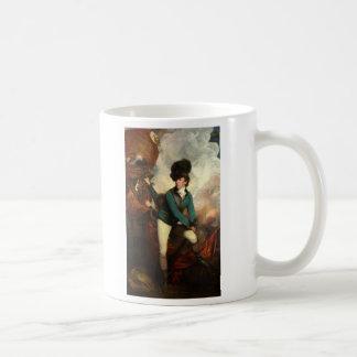 Mug Monsieur Banastre Tarleton par Joshua Reynolds