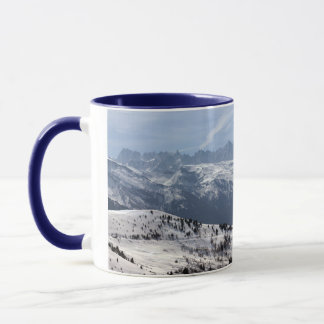 Mug Mont Blanc Parorama