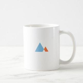 Mug Montagnes abstraites