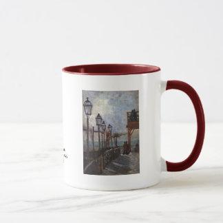 Mug Montmartre par Vincent van Gogh