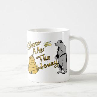 Mug Montrez-moi le miel