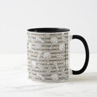 Mug Motif de BITUB (croyez en incroyable)