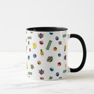 Mug Motif de caractère de Sesame Street