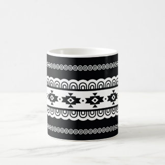 Mug Motif tribal sans couture aztèque traditionnel