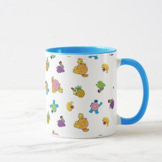 Mug Motif tropical de Sesame Street