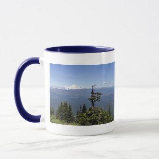 Mug Mt. Jefferson de butte noire