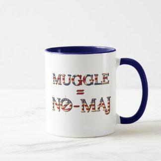 Mug Muggle = NO--Commandant