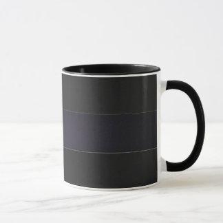 Mug Mur de bande dans le noir