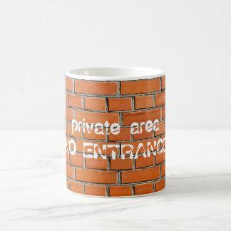 Mug Mur de briques