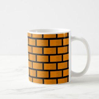 Mug Mur de briques de 8 bits