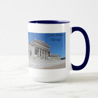 Mug Musée de champ de Chicago