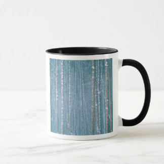 Mug NA, ETATS-UNIS, WY. Scène d'hiver de Milou parmi