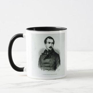 Mug Napoleon Bonaparte comme représentatif des