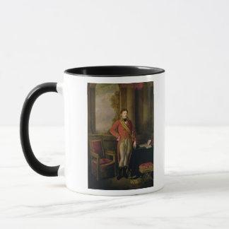 Mug Napoleon Bonaparte en tant que d'abord consul,
