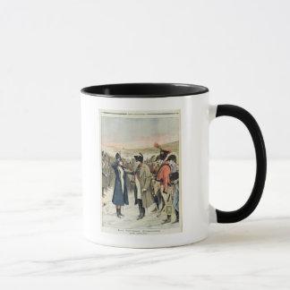 Mug Napoleon Bonaparte présent la femelle