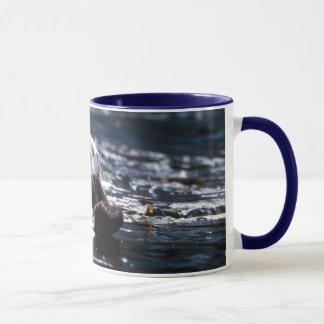Mug Natation de loutre de mer