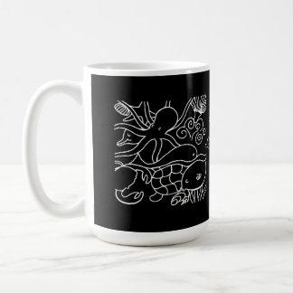 Mug Natation de nuit
