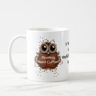 Mug Ne donnez pas un café de HUÉE est fait ! Attaquez