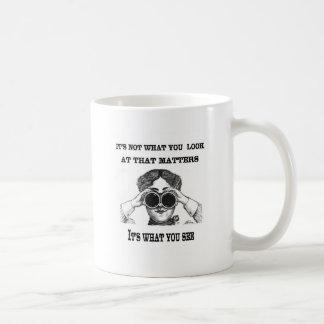 Mug N'est pas il ce qui vous regardez cela importe