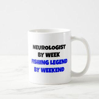 Mug Neurologue de légende de pêche