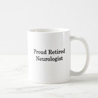Mug Neurologue retraité fier