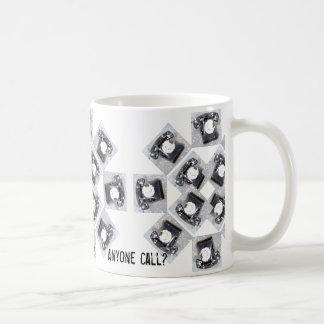 Mug N'importe qui appellent la conception de téléphone
