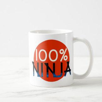 Mug NINJA de 100%