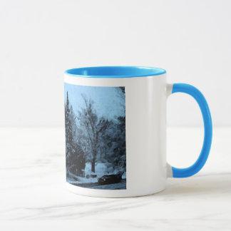 Mug Noël dans le Wisconsin
