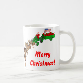 Mug Noël de plouc
