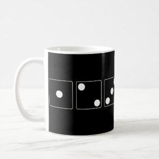 Mug Nombres de MATRICES de pépins blancs + votre