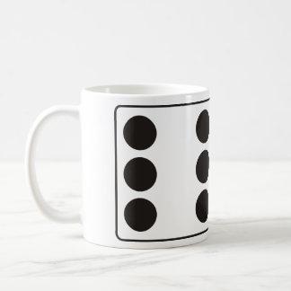Mug Nombres de MATRICES des pépins 6 et 5 + vos idées
