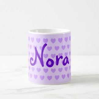 Mug Nora dans le pourpre