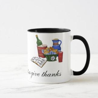 Mug Notre 6h11 quotidien de Matthew de pain
