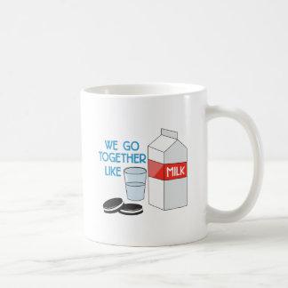 Mug Nous allons ensemble