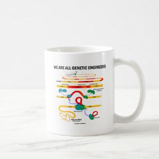 Mug Nous sommes tous les ingénieurs génétiques