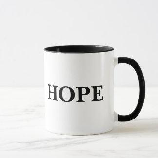Mug Nous tous avons l'espoir