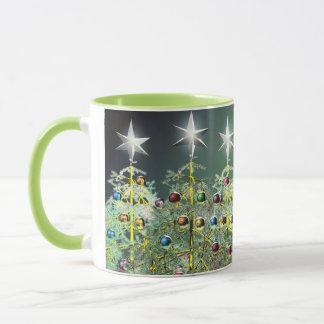 Mug Nous trois arbres de Noël