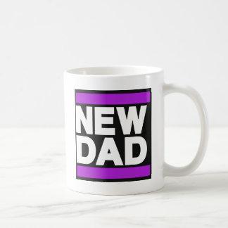 Mug Nouveau pourpre de papa