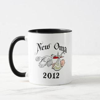 Mug Nouvel Oma 2012 T-shirts