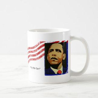 Mug Obama/oui nous pouvons