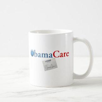 Mug ObamaCare a approuvé