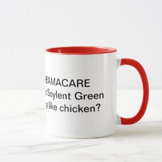 Mug Obamacare-Soylent verdit-il le goût aime-t-il des