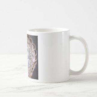 Mug objet de collection de l'art d'Aharon d'image
